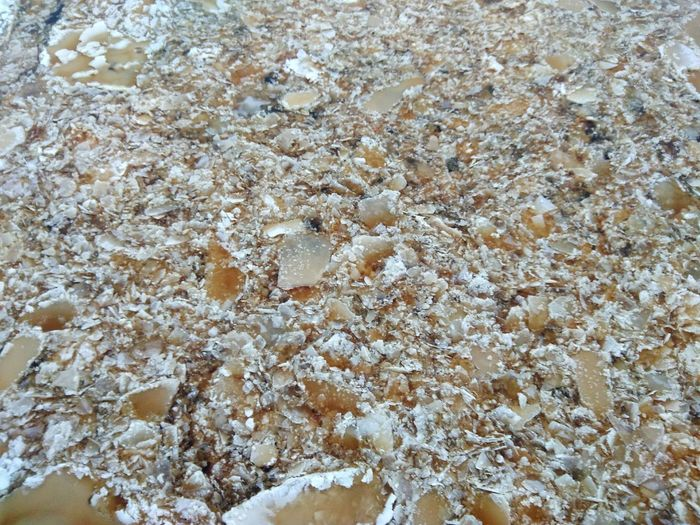 Full Frame Backgrounds No People Nature Day High Angle View Outdoors Textured  Pattern Beach Close-up Beauty In Nature Salt - Mineral