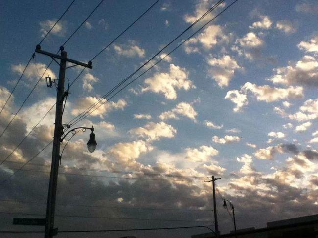 Memphis spring evening Memphis Sky Sky Porn Clouds