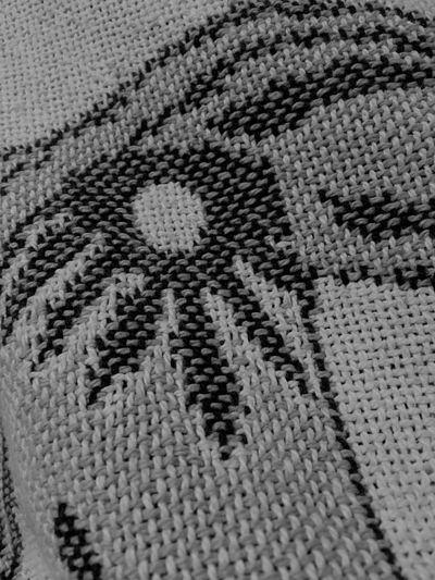 Bnw_only_month Wool Pattern Close-up Textile Woven Knitted  Knitting Homemade Textured  Full Frame Backgrounds No People Warm Clothing Indoors  White Background New Talents EyeEmNewHere Iphoneonly Blackandwhite Bnw Hueless Welcome To Black