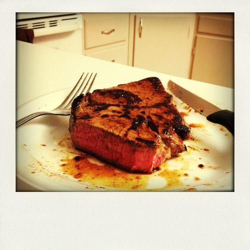 Steak I Created