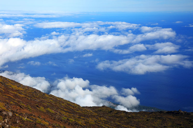 Atlantic Azores Azores Islands Climbing A Mountain Landscape_Collection Pico Volcano Pico Volcano Azores Portugal Travel Travel Photography Trekking Aerial Climbing Crater Island Landscape Landscape_photography Lava Pico Pico Azores Travel Destinations Travelphotography Trek Trekker Volcano