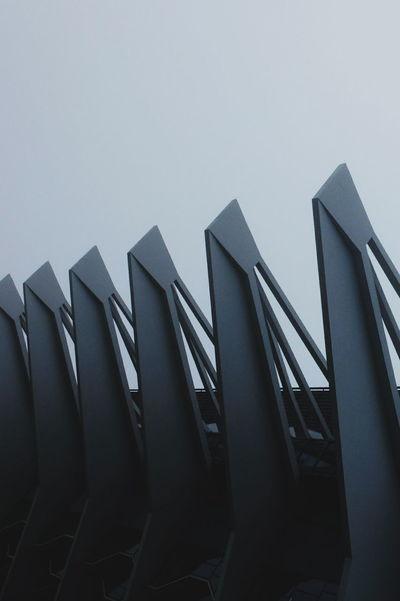 Bremen Cityhall Architecture Minimalobsession Minimalism Foggy Vscocam VSCO