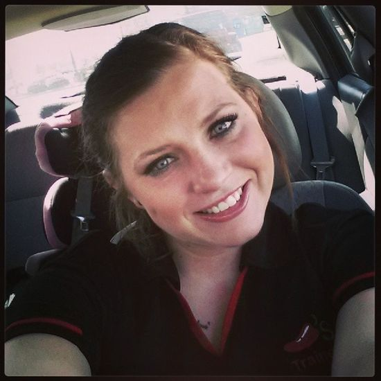 Working all day. Yeah im ready for this day. (: Makingmoney Swing Chilis
