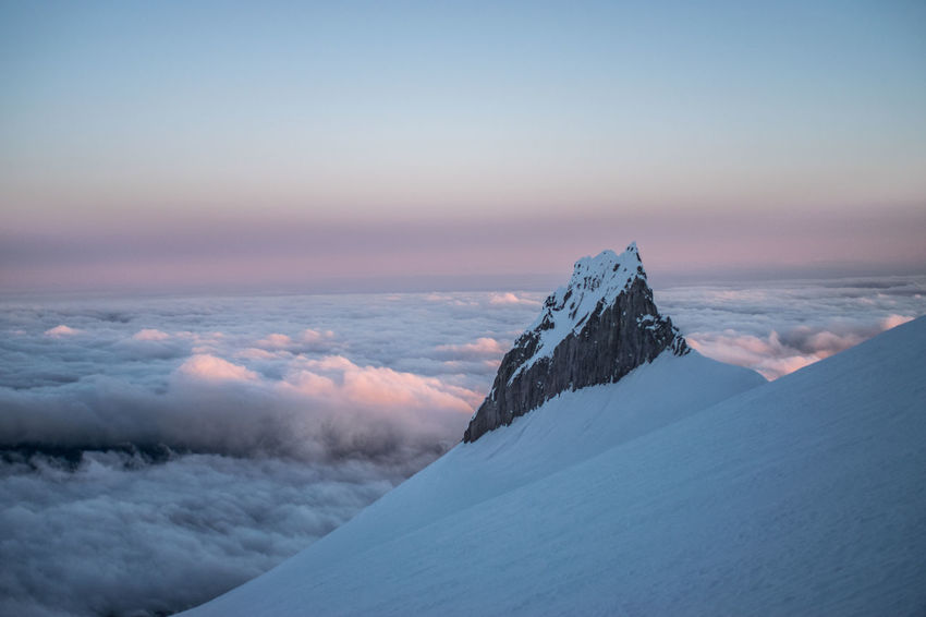 Above Clouds Cloud - Sky Jagged Peaks Mountain Mountain Sunrise Mountains And Sky Snow Snow Covered Peaks Sunrise Sunrise And Clouds Sunset