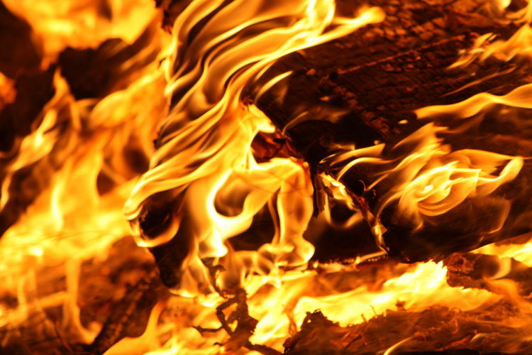 Flames Nature
