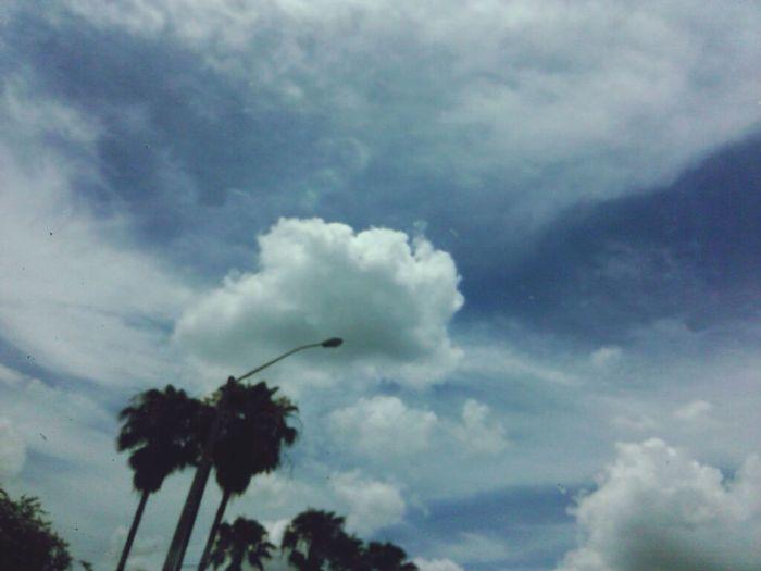 beautiful skies!! Enjoying Life Enjoying The View Beautiful Skies Enjoying God's Creation