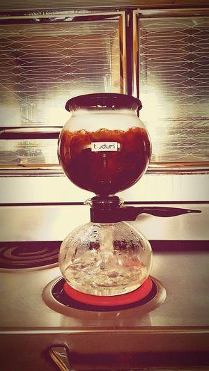 Coffee Break Coffee Bodum Perculation