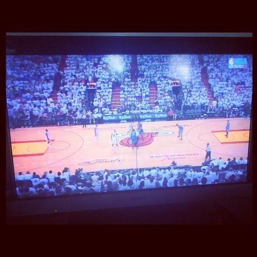 Lets go OKC! Beat the heat Nbaplayoffs2012 NBA Thefinals2012 Oklahomacity Heat OKC