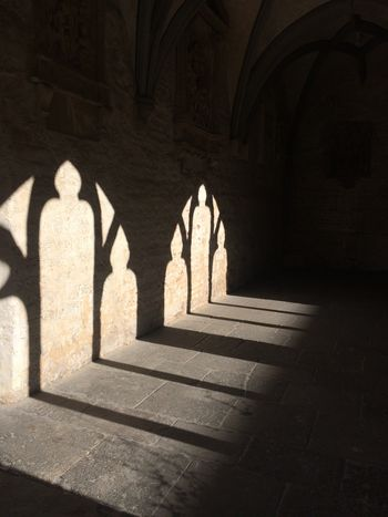 Shadow Sunlight Religion Architecture Arch Xanten Meditative Your Ticket To Europe