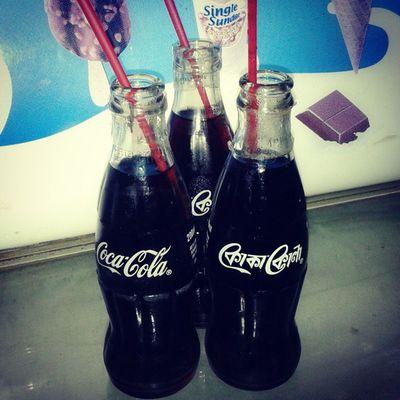 Happiness To  Share Coke Evening Tym Perfect Enjoyment InstaBuddies BD_Memories Traveldairy Instadrink Instafollow .