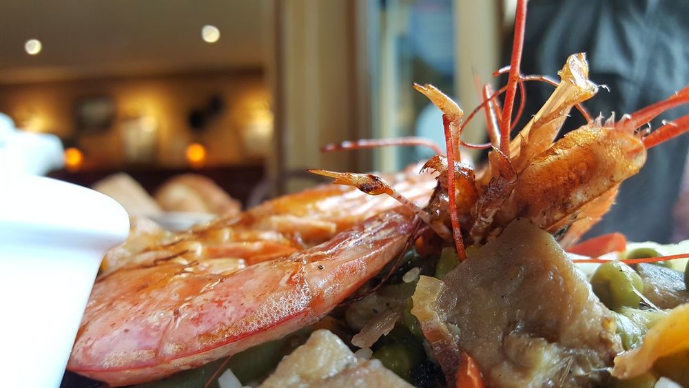Seafood Close-up Food And Drink Food Healthy Eating Ready-to-eat Freshness Animal Themes Gamba Focus On Foreground