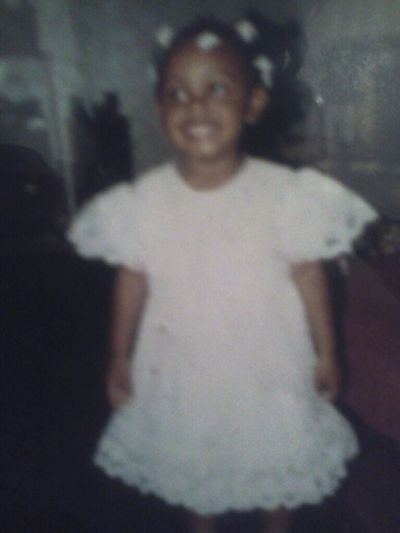 me when i was two or three