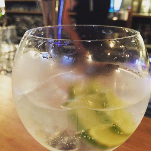 Gin Tonic Portofdragon HappyBirthday