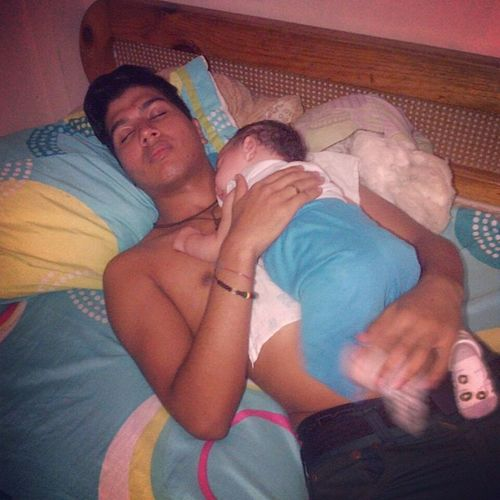 Baby Hause Fatiga Cansa2 Zzz Sueño Dream SC Tachira  Venezuela Dad Life Cutebaby Beautifullbaby