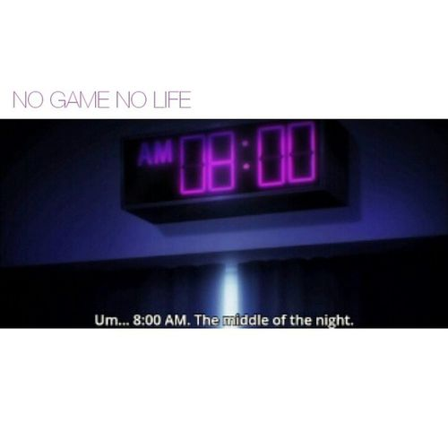 I love this anime, I just started it. Nogamenolife
