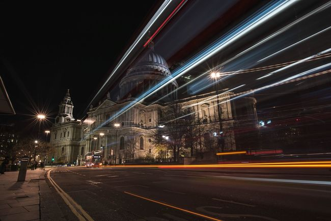 Holy Lights LDN London Cities At Night The Street Photographer - 2016 EyeEm Awards The Architect - 2016 EyeEm Awards Long Exposure St Paul's Cathedral Streetphotography London_only Cathedral Cityscapes City Life City Lights London After Dark London Bus Londonlife Great Britain Lovegreatbritain London Streets Nightphotography Night Lights LONDON❤ St Paul's Need For Speed Market Reviewers' Top Picks EyeEm LOST IN London