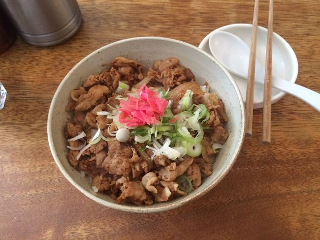 Bulgogi Rice Food