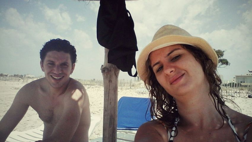 In The Beach