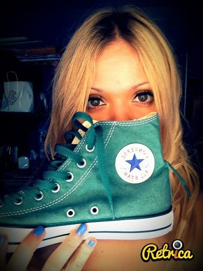 Only converse! Me I Love Converse Newshoes Shopping