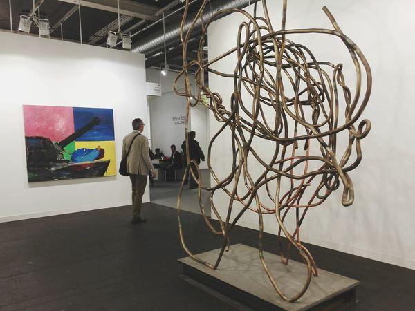 Art ArtWork Artist Art Fair Contemporary Modern Basel 2015
