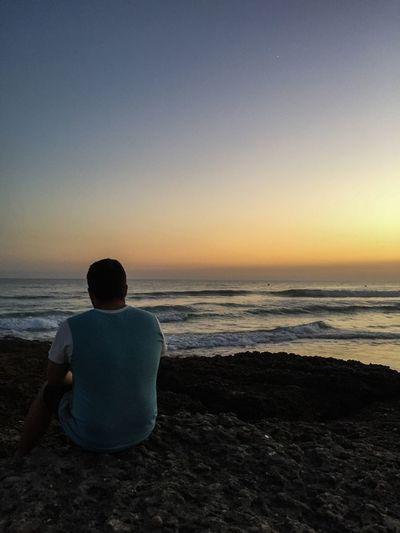 Relaxing Landscape Elpalmar Sunset Summer Beach Life Is A Beach Sea Waves Surfing