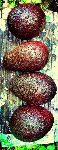 sun-ripened avocados