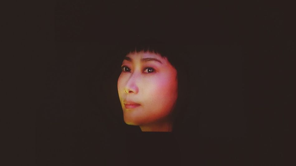 a great movie EyeEm Selects Black Background Portrait Studio Shot Headshot Human Face Serious Close-up Eyeball Darkroom Candlelight Sensory Perception Thoughtful