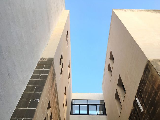 University Of Malta Maltese University Architecture Architecture Of Malta No People