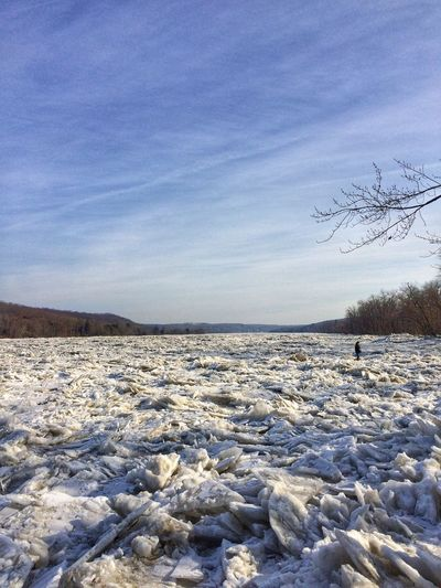 ✨❄️Connec-arctic-it River❄️✨ New England  Ice Jam Connecticut River Connecticut Tadaa Community Nature Tranquil Scene Beauty In Nature Winter Tranquility Outdoors Cold Temperature Landscape