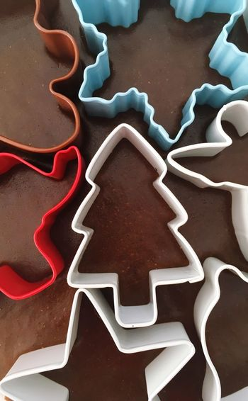 Food Sweet Food Indulgence Unhealthy Eating Food And Drink No People Temptation Dessert Close-up Pastry Cutter Ready-to-eat Outdoors Day Cookie Cutters Christmas Biscuits Piparkukas Piparkukas Gingerbread Cookies Baking