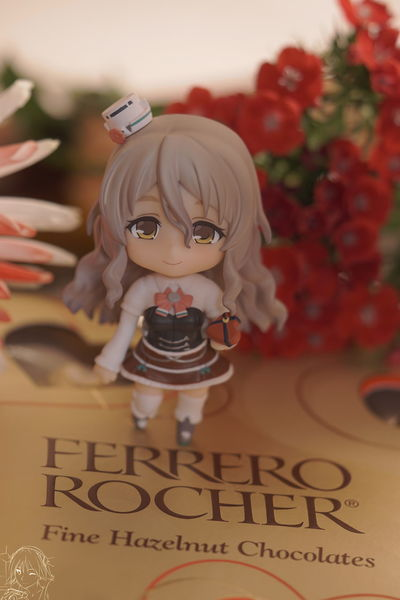 90mm Chocolate Portrait Of A Woman Valentine's Day  Close-up Ferrerorocher Flower Girl Indoors  Italian Kancolle Kantaicollection Nendoroid Pola Portrait Sony A6000 Sonyalpha Text Toyphotography The Still Life Photographer - 2018 EyeEm Awards