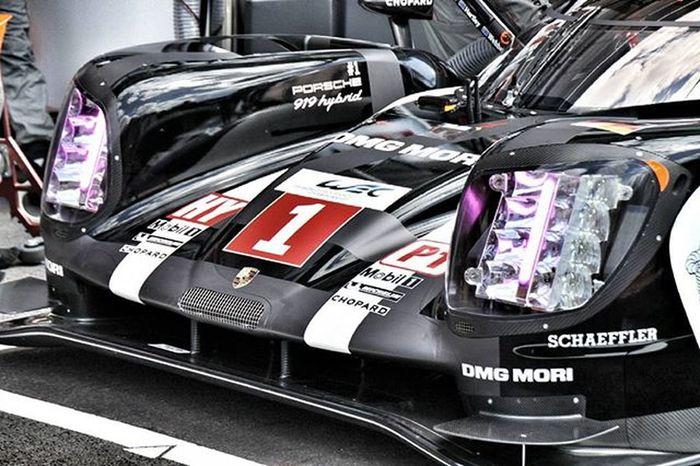 Porsche Francorchamps 919 FIAWEC Markwebber 24hlemans