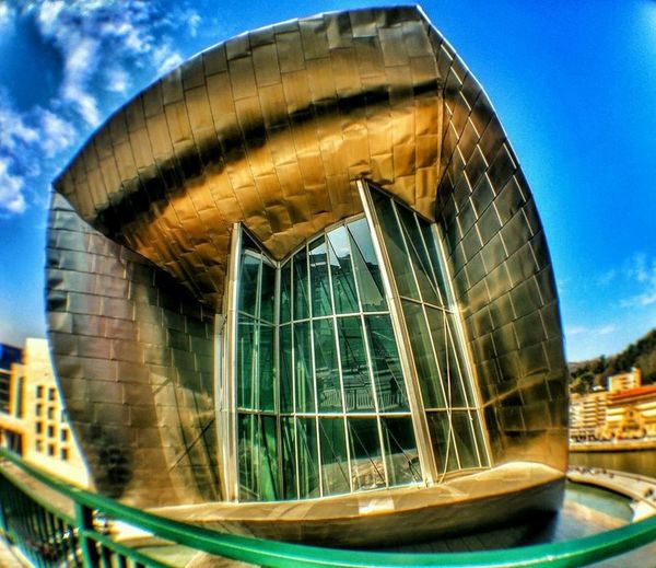 Arquitecture Basque Country Bilbao