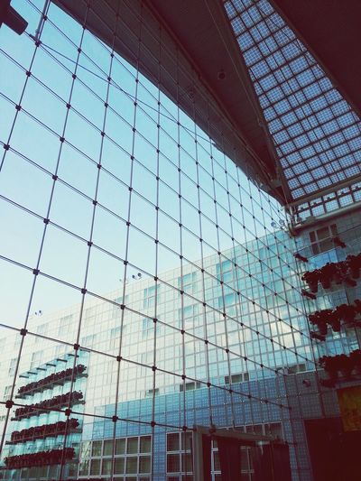 Glassworks! Glasshouse Architecture Facade Skyviewers