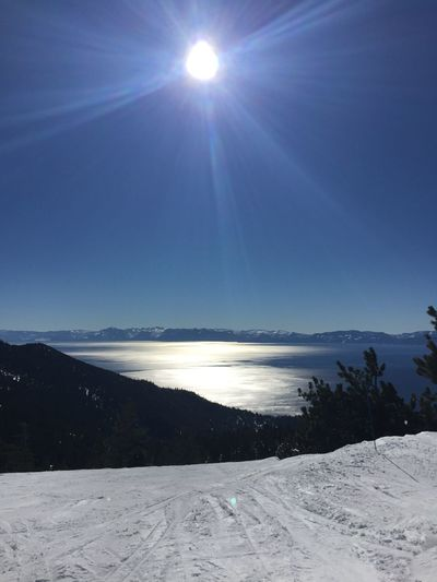 Diamondpeak Lake Tahoe Skiing North Lake Tahoe Nevada Incline Village Showcase: February