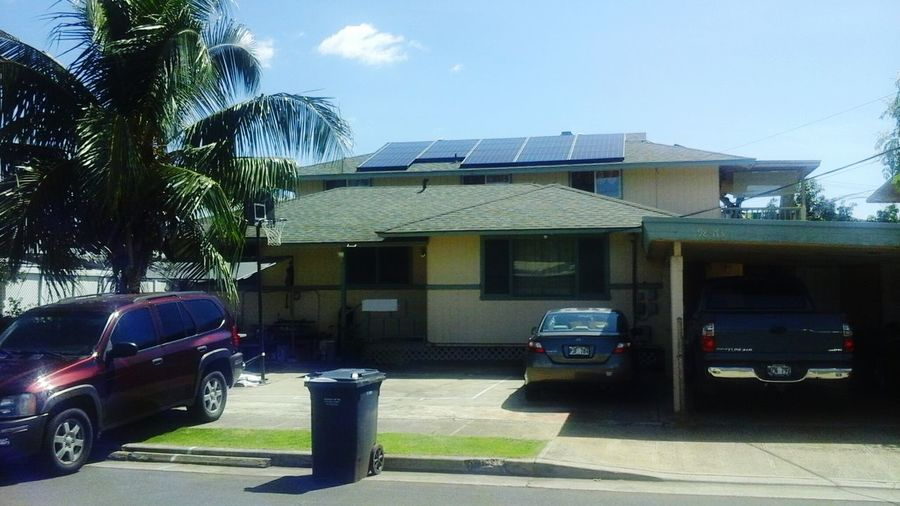 our beautiful home for now,looking for another place of stay more closer to either waikiki or waipahu