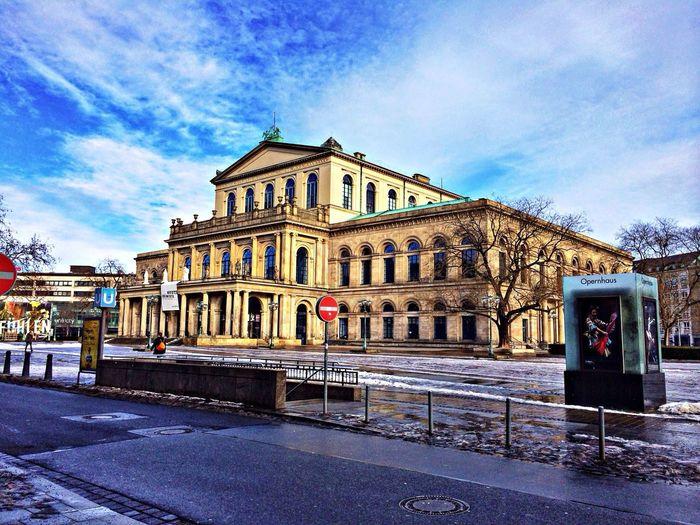 Hannover Opéra Bluesky
