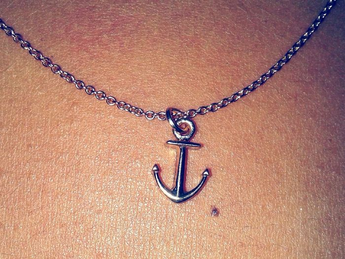 Anchors<3 The Best Gift Ever Thanks Best Friend  :3