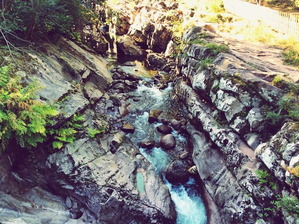 Taking Photos Enjoying Life Rivers Nive's Nature Tranquil Scene Mountain Beauty In Nature Day Water Stone No People