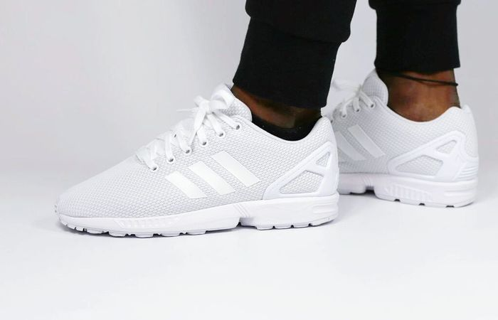 Adidas Zx Flux Sports Wear Runningshoes