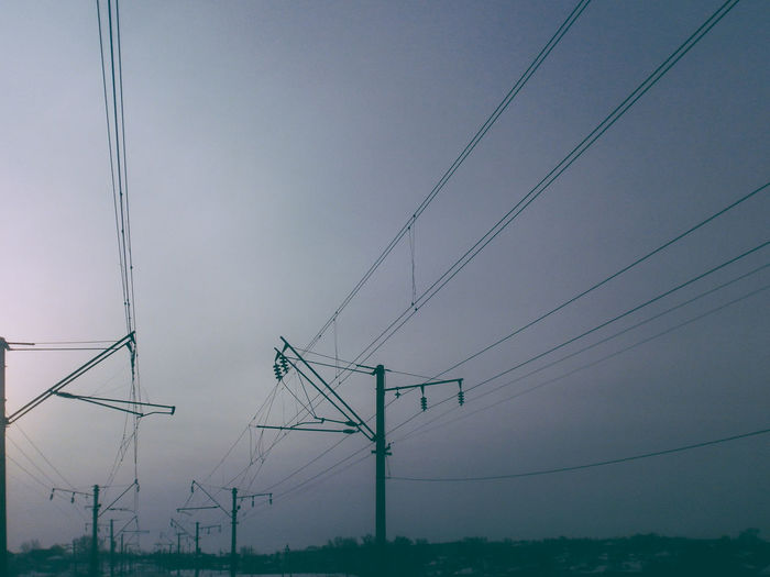 Cable Connection Dark Day Daylight Electricity  Electricity Pylon Electricity Tower Fuel And Power Generation Lightroom Low Angle View Low Angle View Nature No People Outdoors Power Line  Power Supply Russia Sky Snapseed Technology VSCO VSCO Cam Vscocam Vscogood