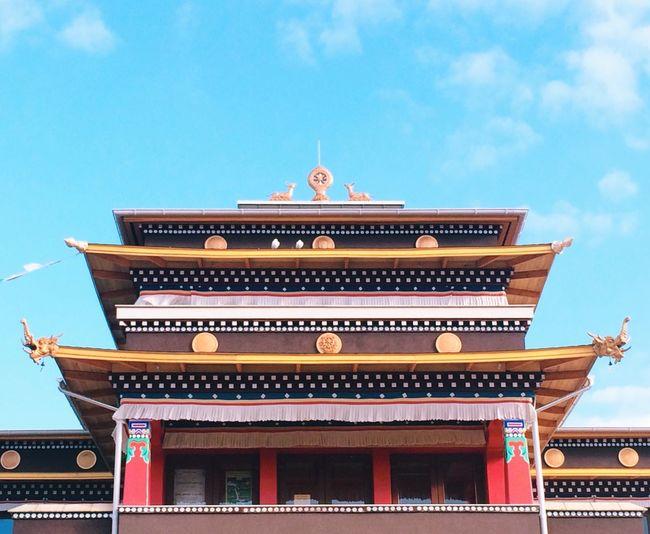 Tar, Hungary Church Buddhism Spiritual Center Wisdom Asian Culture Amazing Architecture The Architect - 2015 EyeEm Awards