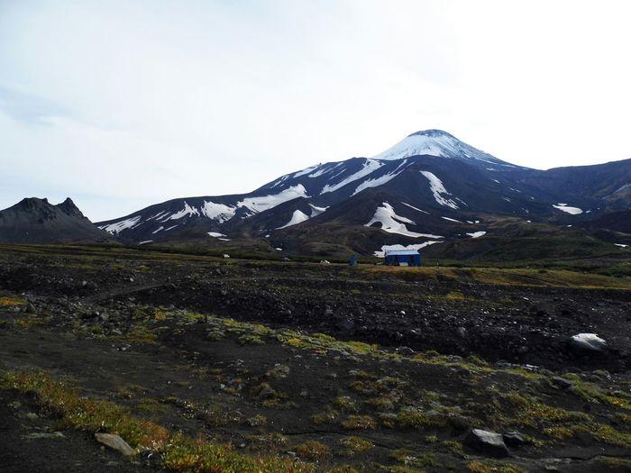 Nature Photography Nature Naturelovers EyeEm Nature Lover Snow ❄ Beautiful Nature Avachinsky Sopka Kamchatka Kamchatka Krai Autumn