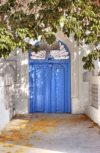 The most beautiful Door in the world. Bahrain