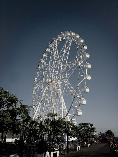 If you're feeling down just remember life is like a Ferris whee, sometimes you're down there but you'll get you're moment and reach the top too! Parks And Recreation