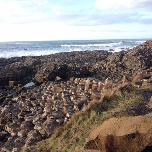 Giant's Causeway Northern Ireland Ireland🍀 No Filter Needed IPhone 4S
