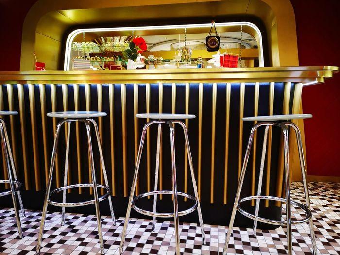 Back to the 50ties Eyeem Vintage Collection Fifties Vintage Bar Stylish Bar 50ties