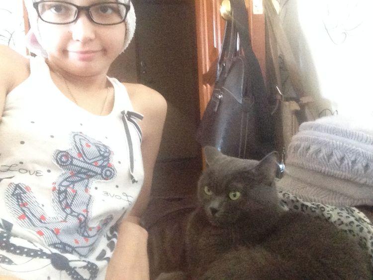 Просто кот и я