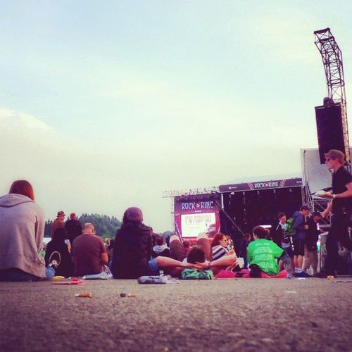Festival-Time Part 1! Rock am Ring :)) Rockamring Rockamring2013 Concert Music summer Nürburgring artists stage camping bastille seeed awesome
