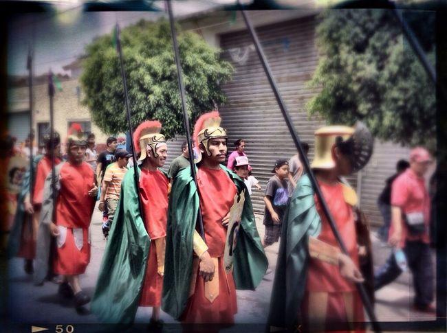 Fariseos de La Judea / Purísima Del Rincón, Guanajuato. Semana Santa 2013 SoyJudio Purisimadelrincon...